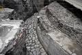 古代アステカの寺院と球技場、メキシコ首都で発掘