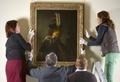 英邸宅の絵画、レンブラント「本物」の自画像と判明