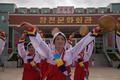 投票率99.98% 北朝鮮で地方選、正恩氏も一票投じる