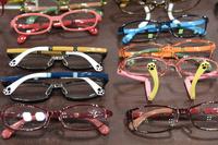 インスタ映えする?ユニーク眼鏡が一堂に「国際メガネ展」東京