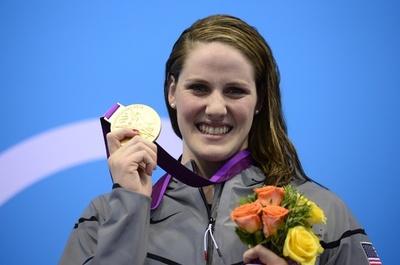 競泳女子の元五輪女王フランクリン、肩の故障で現役引退を表明