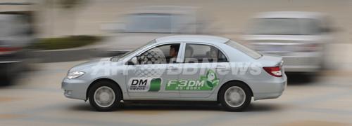 中国BYDオート、電気自動車でリード狙い国際市場へ