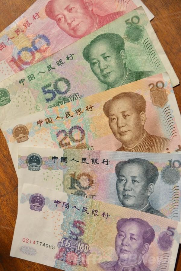 中国・人民元、国際金融市場で存在感増す