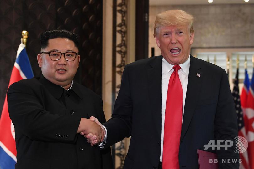 北朝鮮が米の圧力政策を非難 「半島の安定続く保証ない」