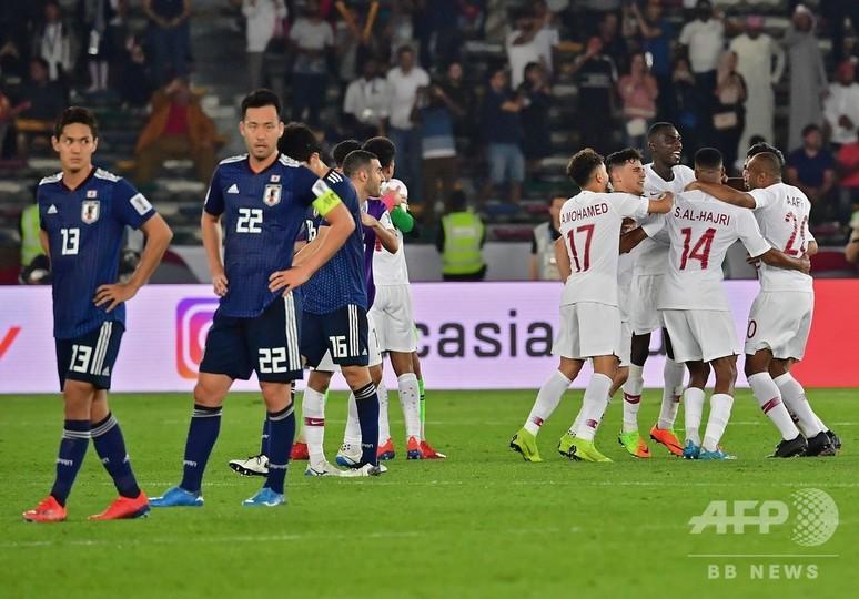 アジア杯優勝のカタールがFIFAランク55位に急上昇、日本は27位