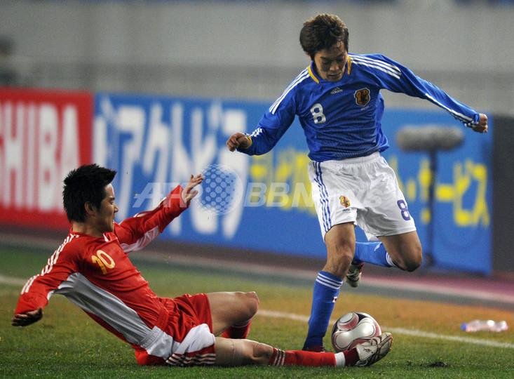 東アジアサッカー選手権2008 日...