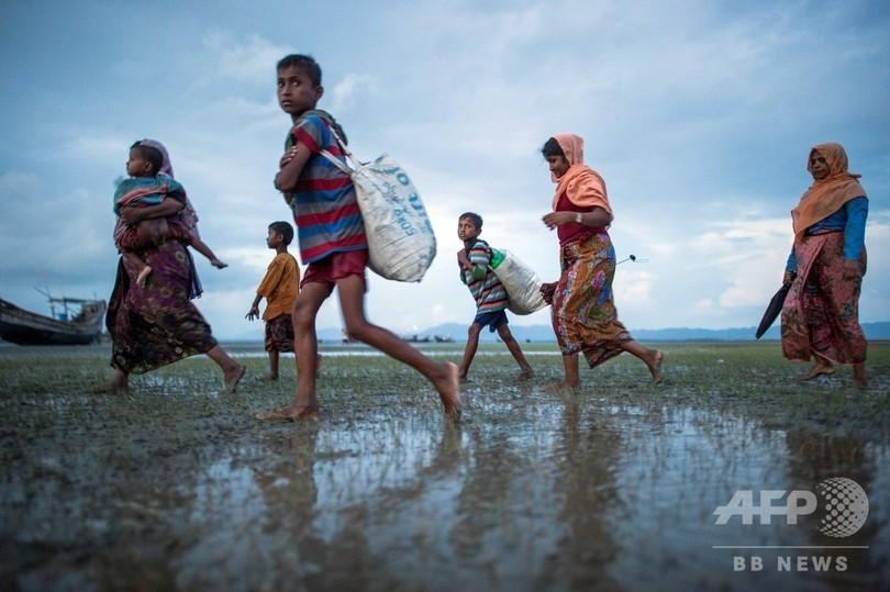 米、ミャンマー軍司令官らに制裁 ロヒンギャ人権侵害で