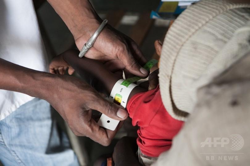 干ばつで最大35万人が飢餓状態、マダガスカル