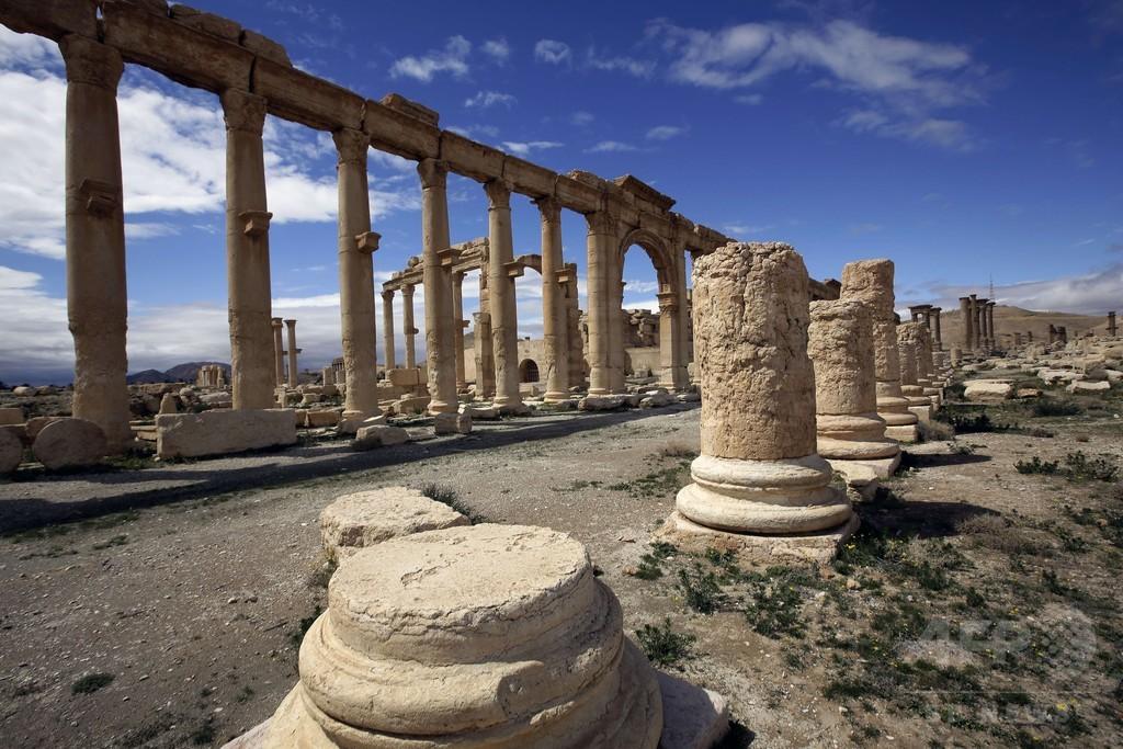 IS、シリアの世界遺産に迫る 遺跡破壊の危機 ユネスコなど訴え