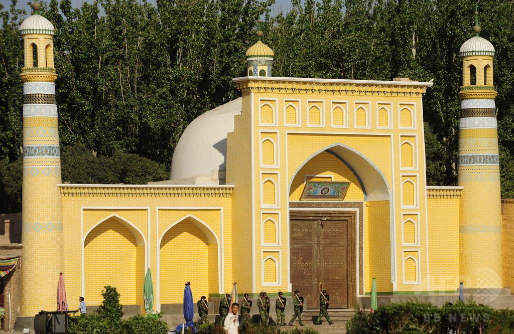 中国最大モスクの指導者、殺害される 新疆ウイグル
