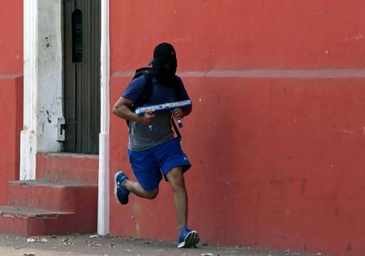 ニカラグアの反政権デモ、死者121人に 人権団体発表