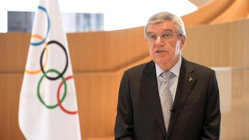 動画:IOC、東京五輪を2021年に延期と発表