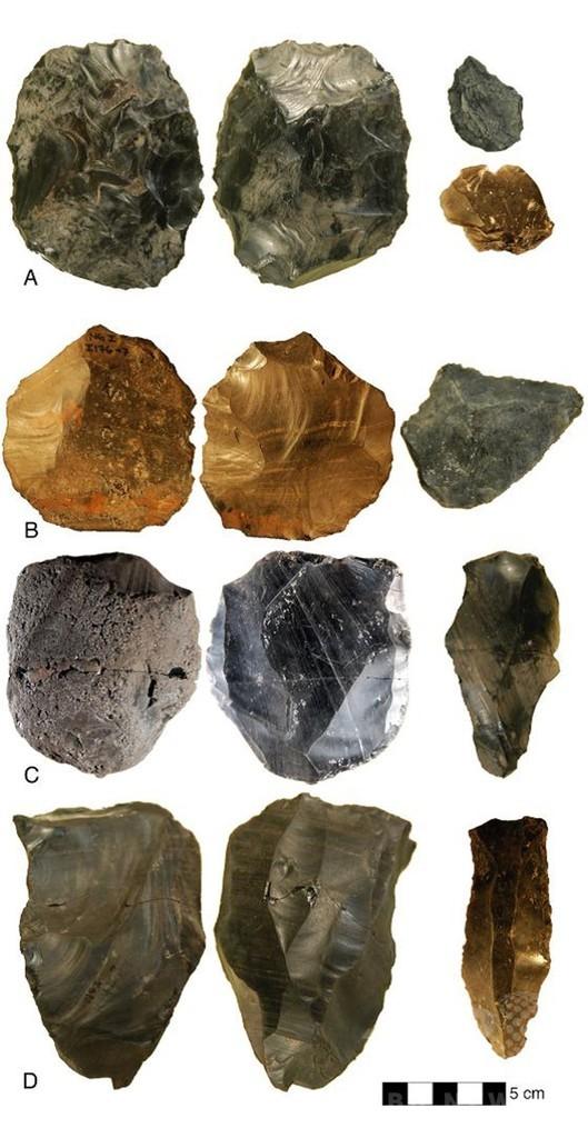 「ルバロワ」石器、32万年前のアルメニアでも独自に発達か