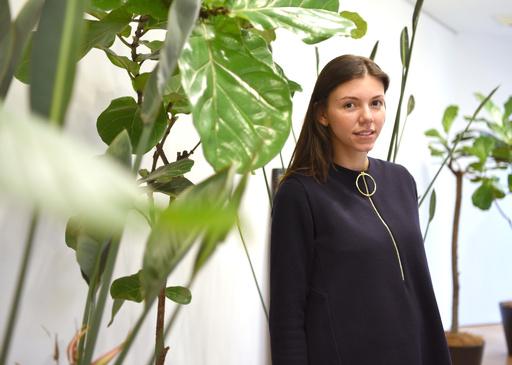 「アリータ」、27歳のデザイナーが作る等身大のジュエリー
