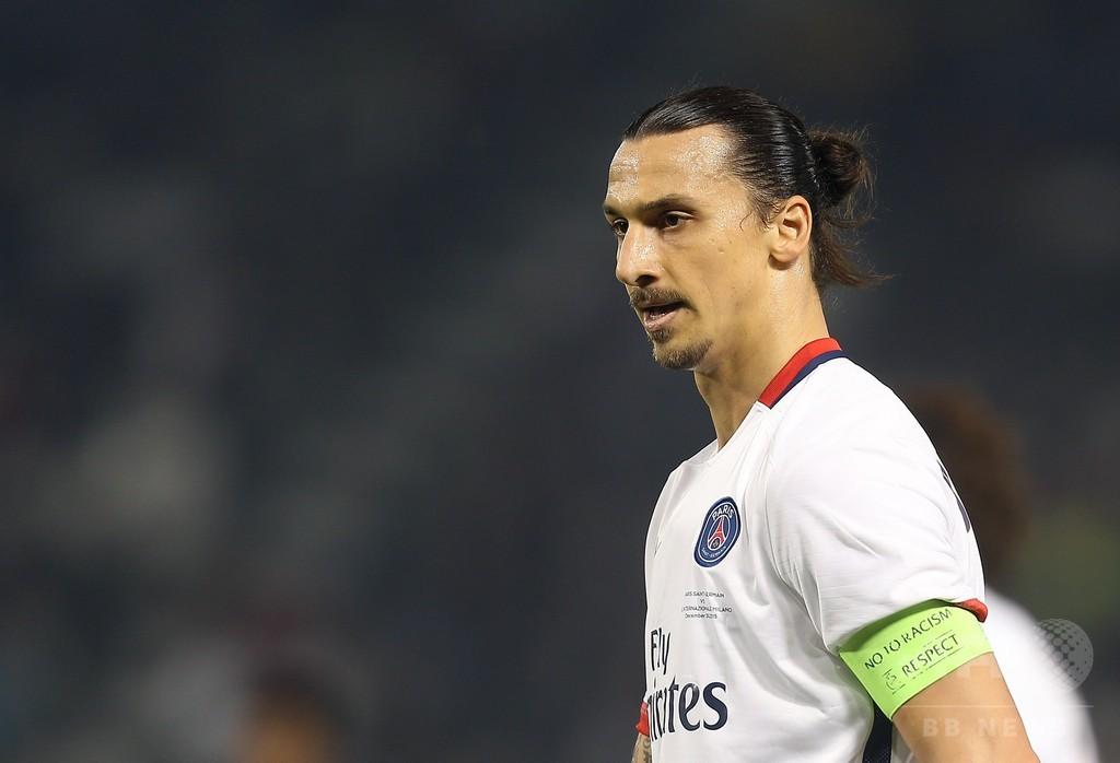 イブラ、今季限りで契約満了も「PSGを離れる気ない」