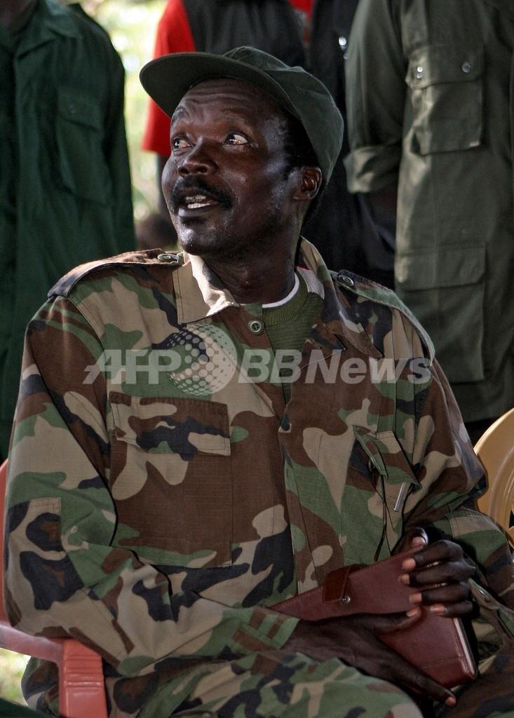 神の抵抗軍のコニー司令官、中央アフリカ大統領と投降交渉か