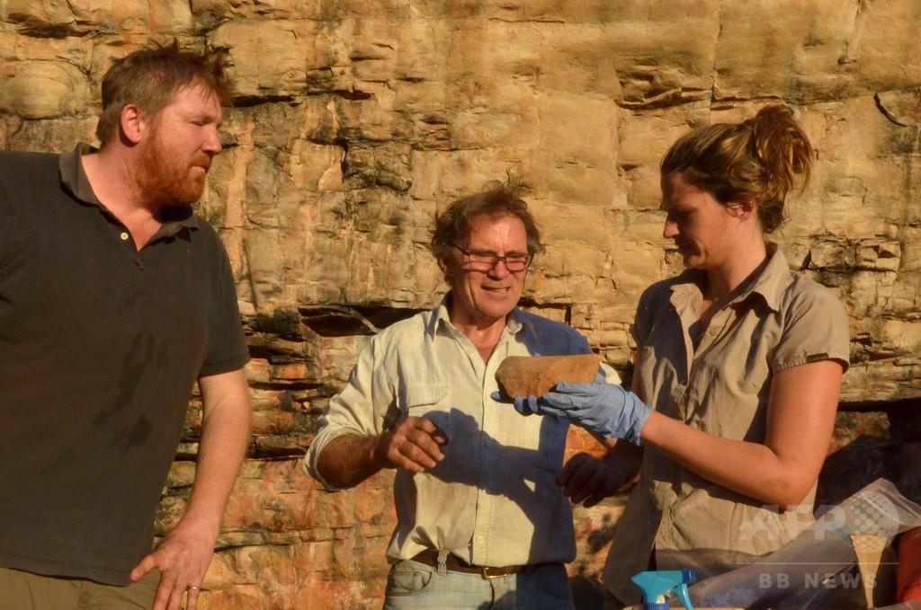 現生人類、6万5000年以上前に豪州到達 研究