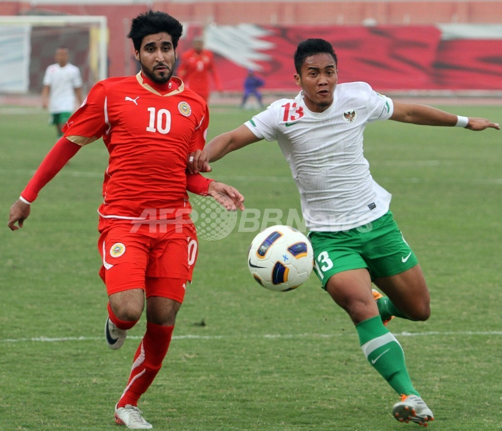 FIFAがバーレーン対インドネシア戦を調査、W杯アジア予選