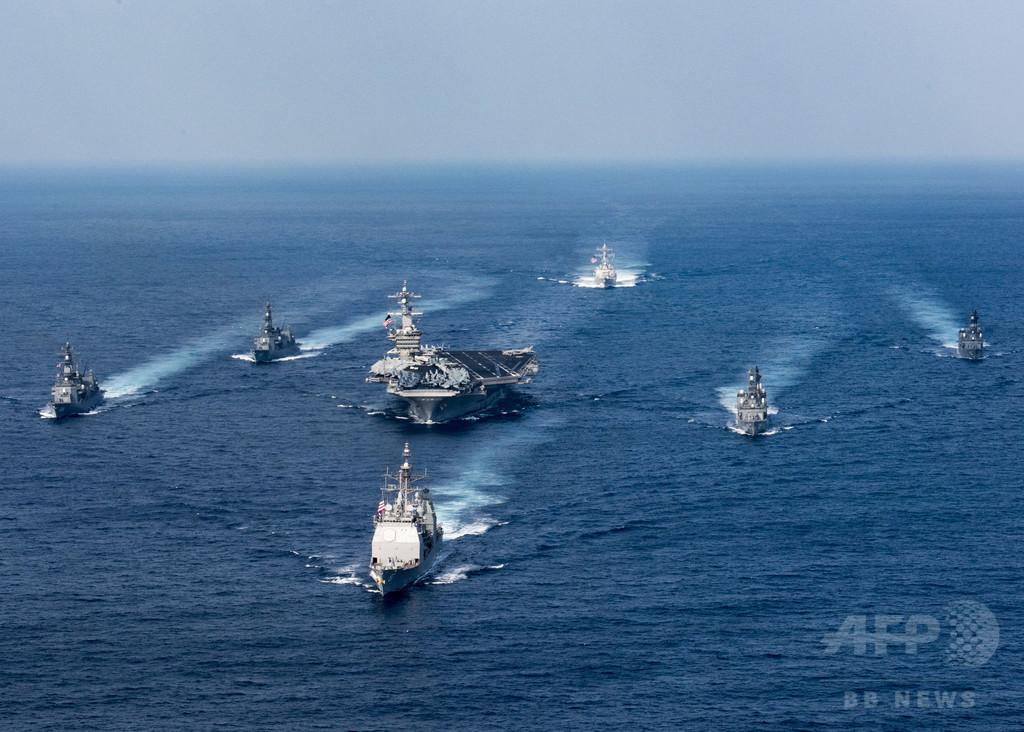 米国は対北「軍事的オプション」評価中、ホワイトハウス高官