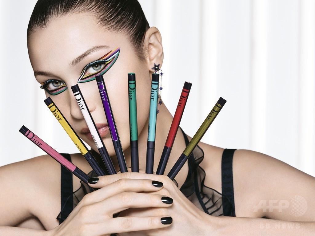 「ディオール」14色の新カラーライナー、パールや艶など3種の質感