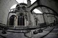 ぼろぼろのノートルダム寺院の栄光を再び、パリ