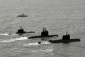 アルゼンチン海軍の潜水艦、連絡途絶える 同国初の女性潜水艦将校も乗艦