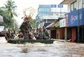 インド洪水、死者324人に 「過去100年で最悪」 31万人避難