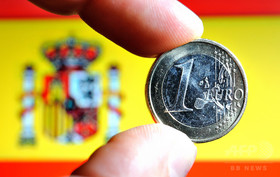 スペイン、銀行救済資金の回収率わずか28%に 中央銀行発表