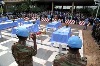 マリの国連PKOにまた襲撃、ニジェール人隊員1人死亡