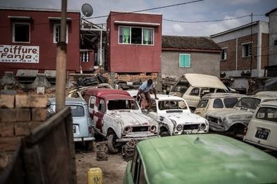 【今日の1枚】 マダガスカルで、さびない人気