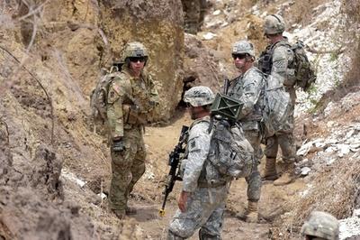 米、アフリカ駐留の兵力削減へ ロシア・中国への対抗強化