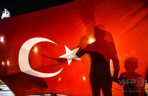 【AFP記者コラム】クーデター未遂、一線を越えたトルコ