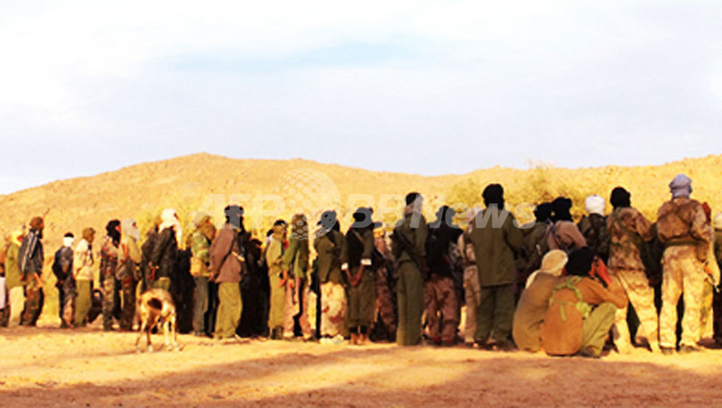 西アフリカのマリ、反政府勢力MNLAが北部独立を宣言
