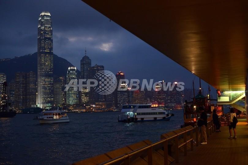 香港の光害は「世界最悪レベル」、夜空の明るさは基準値の1000倍