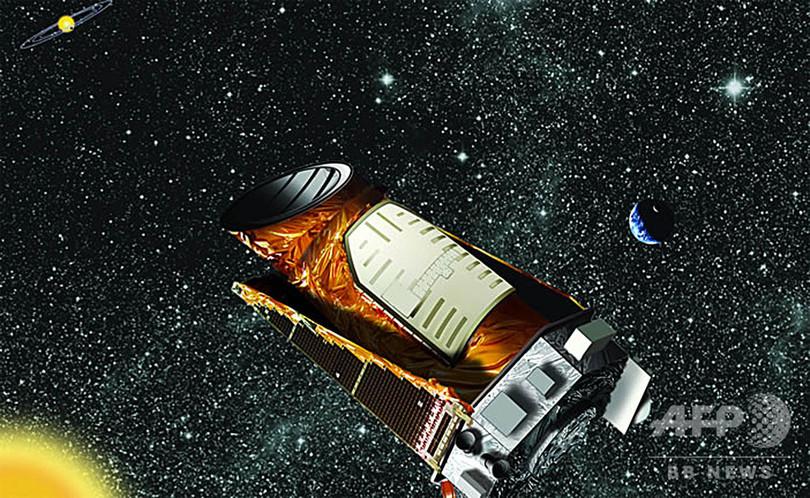 NASAのケプラー宇宙望遠鏡、燃料切れで運用終了