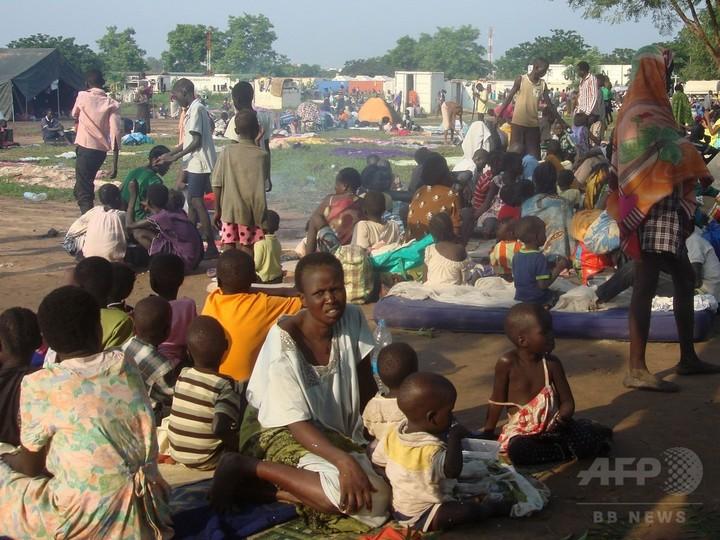 南スーダン、対立する両派が停戦命令 情報相「兵士300人超死亡」