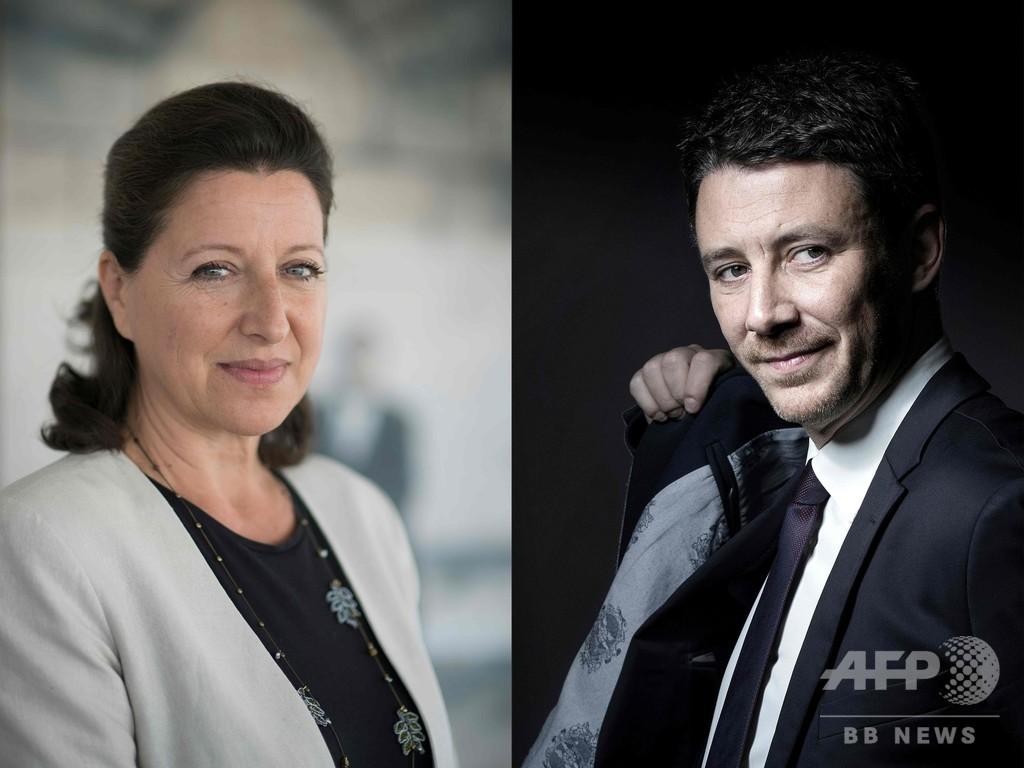 仏保健相、パリ市長選に立候補へ わいせつ動画で撤退のグリボー氏に代わり