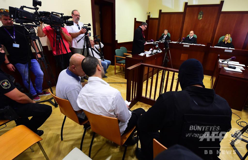 ハンガリー、国境暴動で拘束したシリア人男性を釈放へ