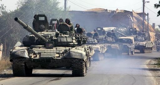 「ロシアが攻めてきた!」 ウソ報道にグルジアが大パニック