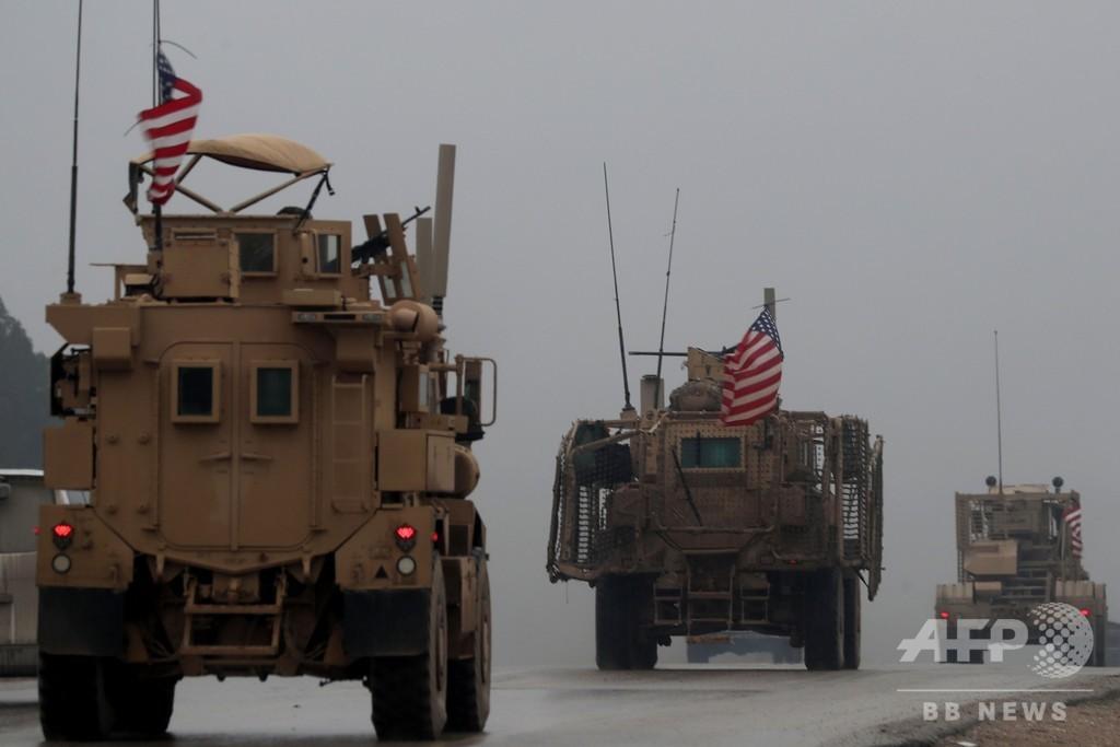 トルコ大統領、米補佐官発言を「重大な誤り」と非難 米軍撤収条件めぐり