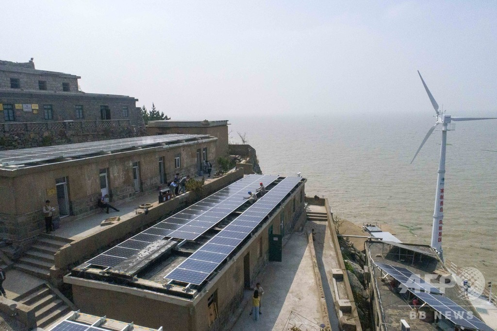 離島で知能制御の分散型ミクロ発電ネットワーク運転開始 江蘇・連雲港