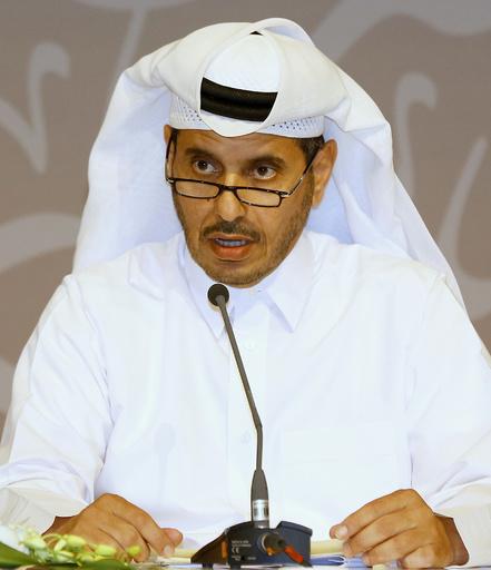 カタール首相、サウジで開催の首脳会議に出席へ