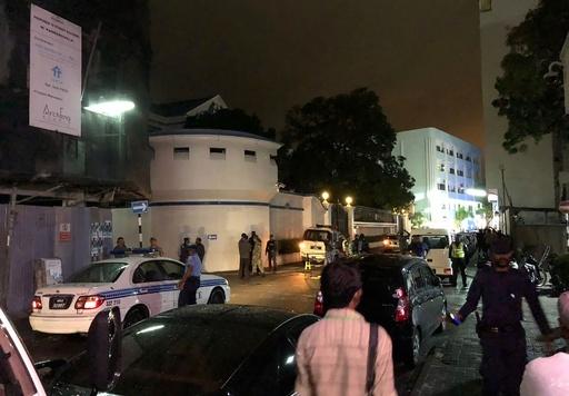 モルディブ最高裁、政治囚の釈放命令を撤回 判事逮捕が影響か