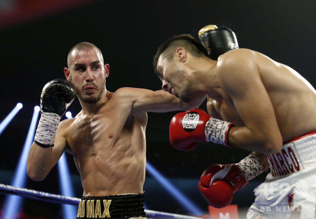 TKO負けのロシア人ボクサーが脳手術「重体だが安定」、米報道