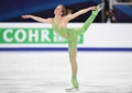 15歳ザギトワが初優勝、ロシア勢は全12個中9個のメダル獲得 フィギュア欧州選手権