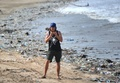 バリ島で「ごみ緊急事態」 観光客に人気のビーチも