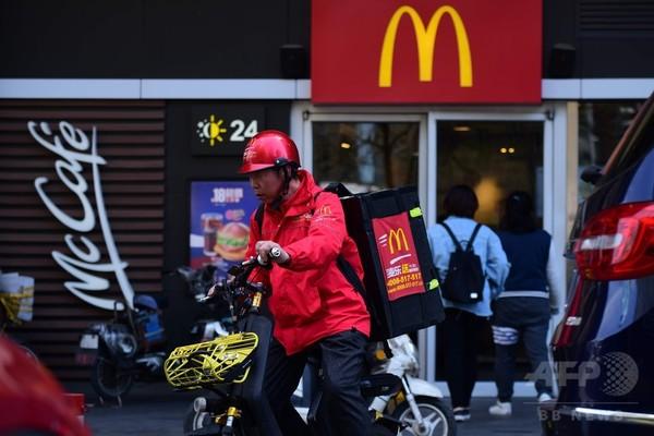 米国製品の不買を呼び掛け、大手飲食店などの客には影響なし 中国