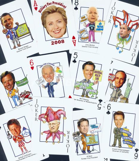 <08米大統領選挙>失言暴露から映像悪用まで、過熱する選挙戦