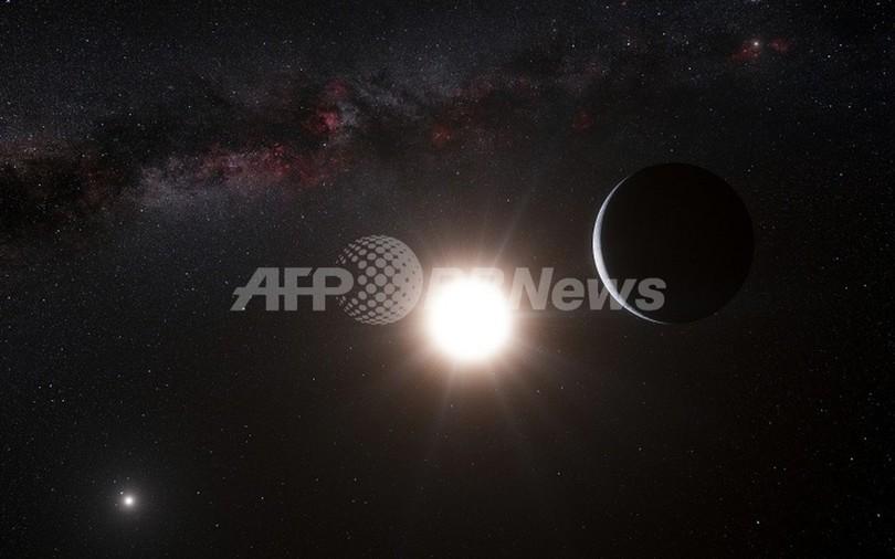 生物生息できる系外惑星発見か、...