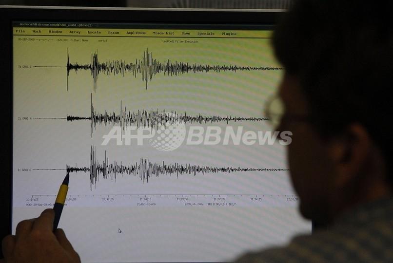大地震が地球の裏側の断層に影響、地震予知に期待